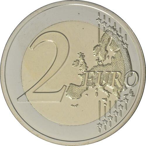 Vorderseite:Malta : 5,88 Euro KMS Malta mit 2 Euro Gedenkmünze Mnajdra  2018 Stgl.