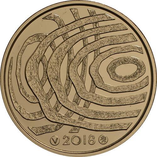 Rückseite:Finnland : 100 Euro 100 Jahre Finnland  2018 PP