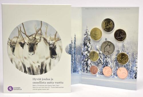 Lieferumfang:Finnland : 3,88 Euro KMS Finnland - Weihnachten  2018 Stgl.