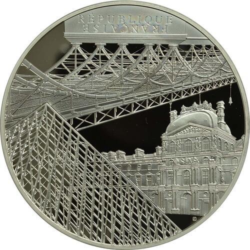 Vorderseite:Frankreich : 500 Euro Louvre  2018 PP