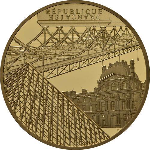 Vorderseite:Frankreich : 50 Euro Louvre  2018 PP