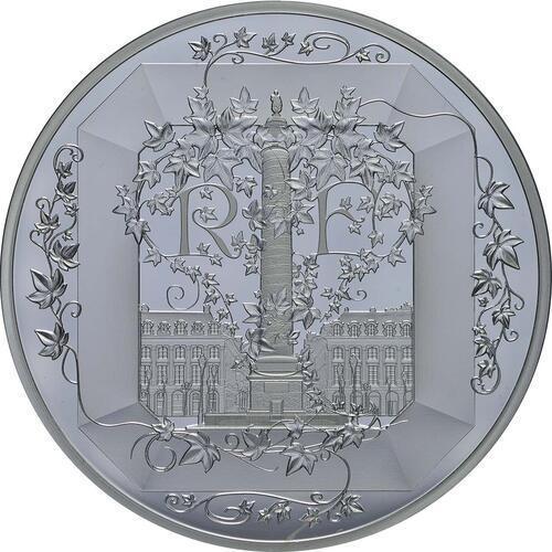 Vorderseite:Frankreich : 50 Euro Boucheron  2018 PP