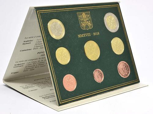 Lieferumfang:Vatikan : 3,88 Euro KMS Vatikan  2018 Stgl.