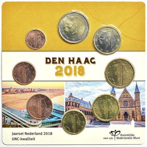 Lieferumfang :Niederlande : 3,88 Euro KMS Niederlande klein  2018 vz/Stgl.