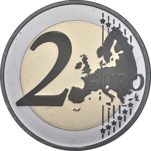 Vorderseite:Portugal : 2 Euro 250 Jahre staatliche Prägestätte INCM  2018 PP