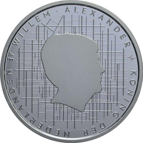 Vorderseite:Niederlande : 5 Euro Schokland  2018 PP