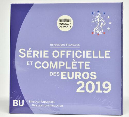 Lieferumfang:Frankreich : 3,88 Euro KMS Frankreich  2019 Stgl.