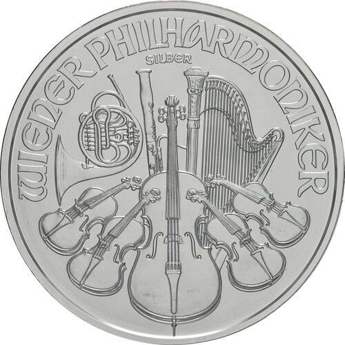 Vorderseite:Österreich : 1,5 Euro Philharmoniker - Weihnachtsausgabe  2018 Stgl.