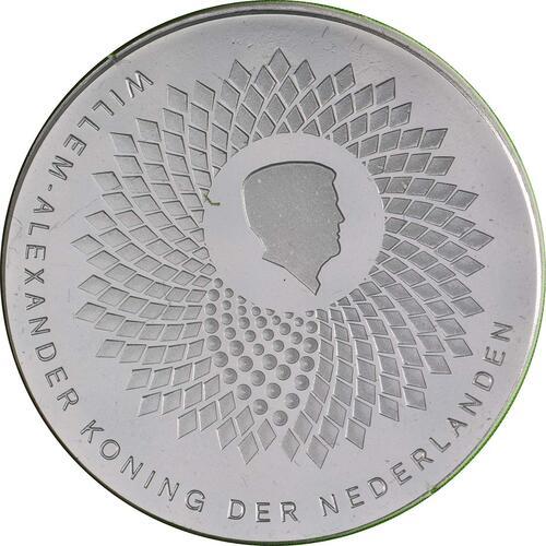 Vorderseite:Niederlande : 5 Euro Uni Wageningen  2018 bfr