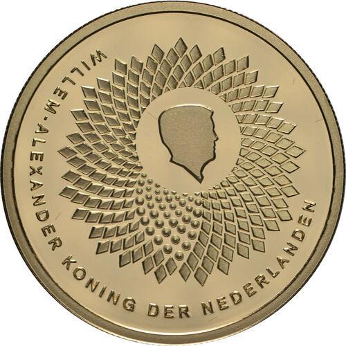 Vorderseite:Niederlande : 10 Euro Uni Wageningen  2018 PP