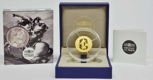 Lieferumfang:Frankreich : 50 Euro Franc Germinal  2019 PP