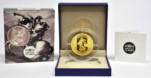 Lieferumfang:Frankreich : 500 Euro Franc Germinal  2019 PP