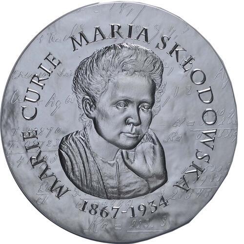 Vorderseite:Frankreich : 10 Euro Marie Curie  2019 PP