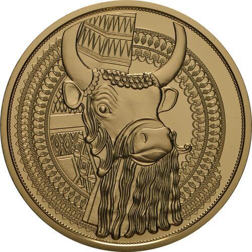 Rückseite:Österreich : 100 Euro Das Gold Mesopotamiens  2019 PP