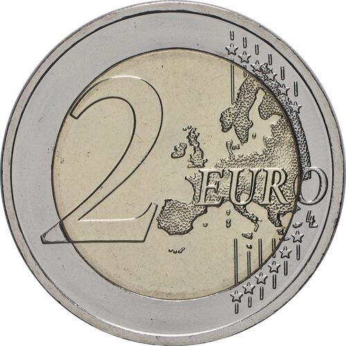 Vorderseite:Deutschland : 2 Euro Bundesrat  2019 bfr