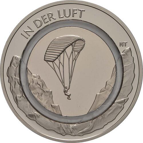 Vorderseite:Deutschland : 10 Euro In der Luft - Buchstabe unserer Wahl  2019 PP