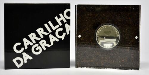 Lieferumfang:Portugal : 7,5 Euro Carrilho Da Graca  2019 PP