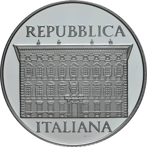 Vorderseite:Italien : 5 Euro 100. Todestag Cesare Maccari  2019 PP