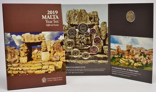 Lieferumfang:Malta : 5,88 Euro KMS Malta  2019 Stgl.