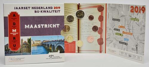 Lieferumfang:Niederlande : 3,88 Euro KMS Niederlande Maastricht 3/5  2019 Stgl.