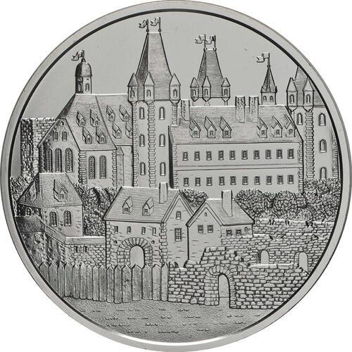 Vorderseite:Österreich : 1,5 Euro Wiener Neustadt  2019 Stgl.