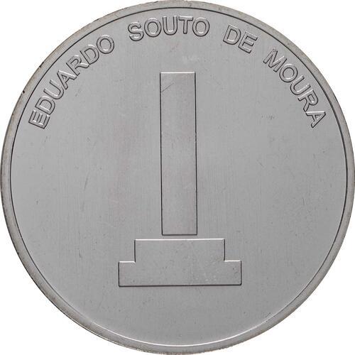 Vorderseite:Portugal : 7,5 Euro Souto Moura  2018 bfr