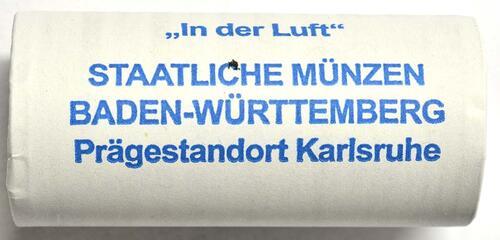 Zertifikat:Deutschland : 10 Euro 25x 10 Euro In der Luft  2019 bfr