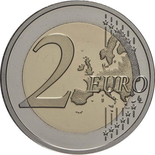 Vorderseite:Irland : 5,88 Euro KMS Irland inkl. 2 Euro Gedenkmünze Dail Eireann  2019 PP