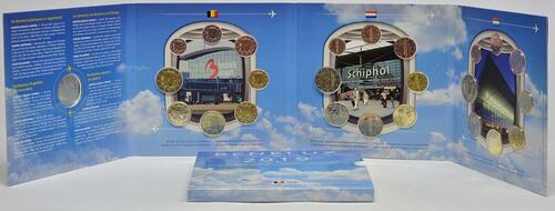 Lieferumfang:Belgien : 11,64 Euro KMS Benelux  2019 Stgl.