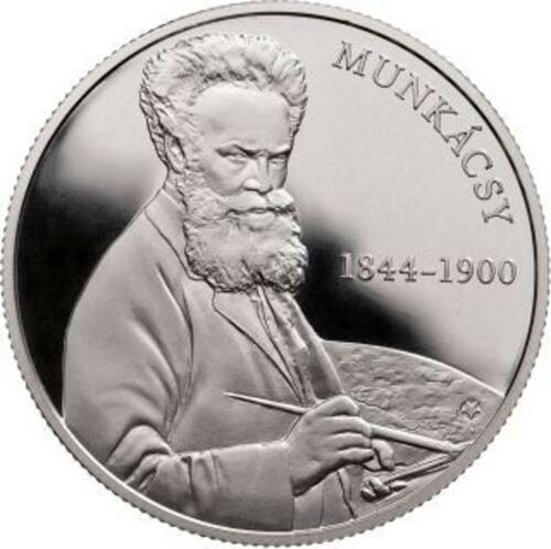 Vorderseite:Ungarn : 10000 Forint 175. Geburtstag Mihaly Munkacsy (Maler)  2019 PP