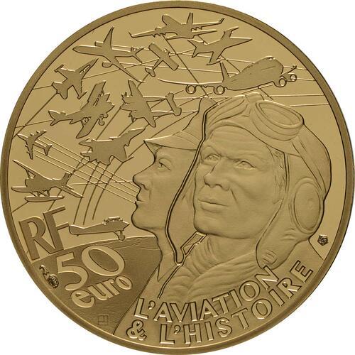 Rückseite:Frankreich : 50 Euro P38  2019 PP