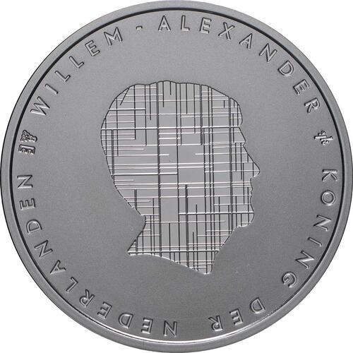 Rückseite:Niederlande : 5 Euro Beemster  2019 PP