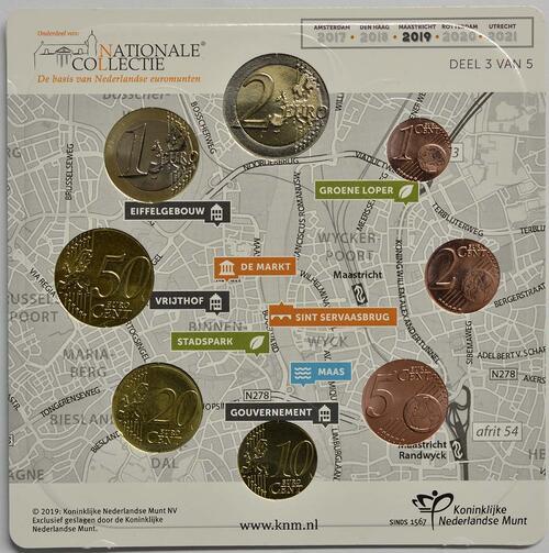 Zertifikat:Niederlande : 3,88 Euro KMS Niederlande klein  2019 bfr