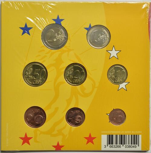 Rückseite:Frankreich : 3,88 Euro KMS Frankreich  2020 Stgl.