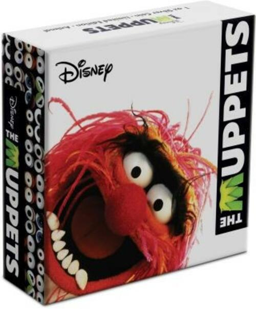 Zertifikat:Niue : 2 Dollar Animal - The Muppets #4   1 oz  2019 PP