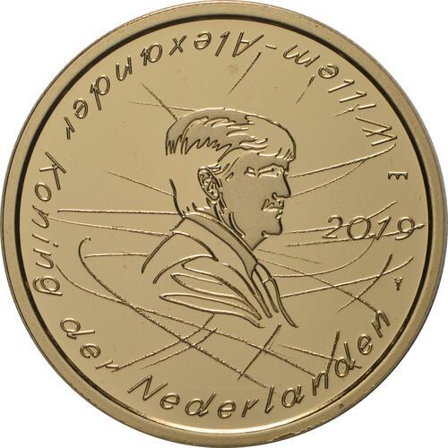Vorderseite:Niederlande : 10 Euro Jaap Eden  2019 PP
