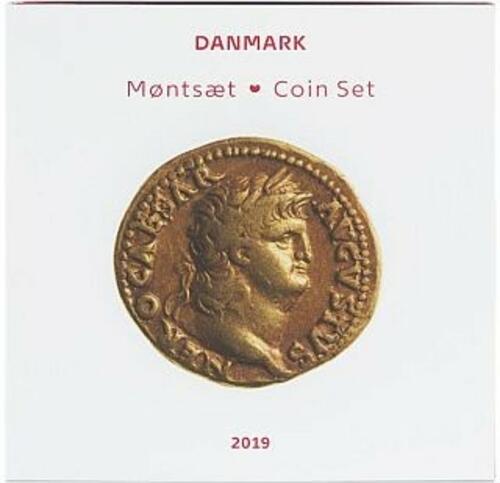 Vorderseite:Dänemark : 58,50 dkr KMS  2019 Stgl.