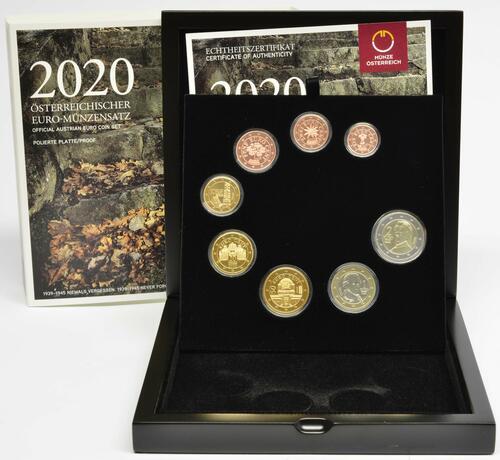 Lieferumfang:Österreich : 3,88 Euro KMS Österreich  2020 PP