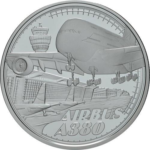 Vorderseite:Österreich : 20 Euro Reisen über den Wolken  2020 PP