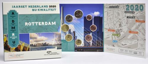 Lieferumfang:Niederlande : 3,88 Euro KMS Niederlande Rotterdam 4/5  2020 Stgl.