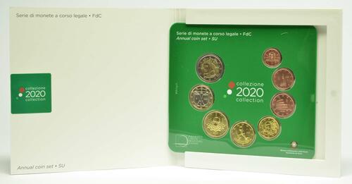 Lieferumfang:Italien : 3,88 Euro KMS Italien  2020 Stgl.