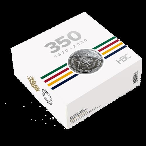 Rückseite:Kanada : 10 Dollar 350 Jahre Hudson´s Bay Company  2020 PP
