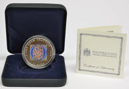 Lieferumfang:Malta : 10 Euro Gotik  2020 PP