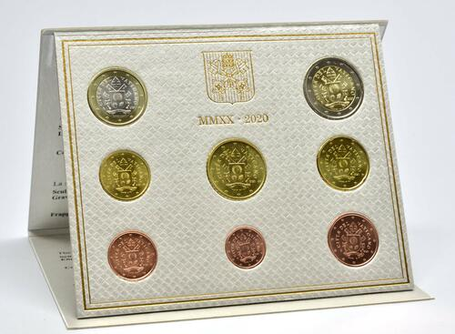 Lieferumfang:Vatikan : 3,88 Euro KMS Vatikan  2020 Stgl.