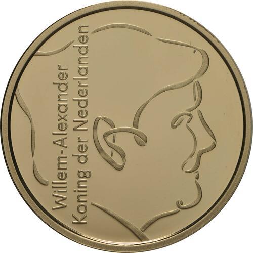 Rückseite:Niederlande : 10 Euro 75 Jahre Ende 2. Weltkrieg  2020 PP