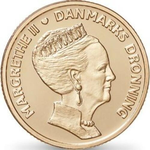 Lieferumfang:Dänemark : 20 Kronen 80. Geb. Königin Margarethe  2020 bfr