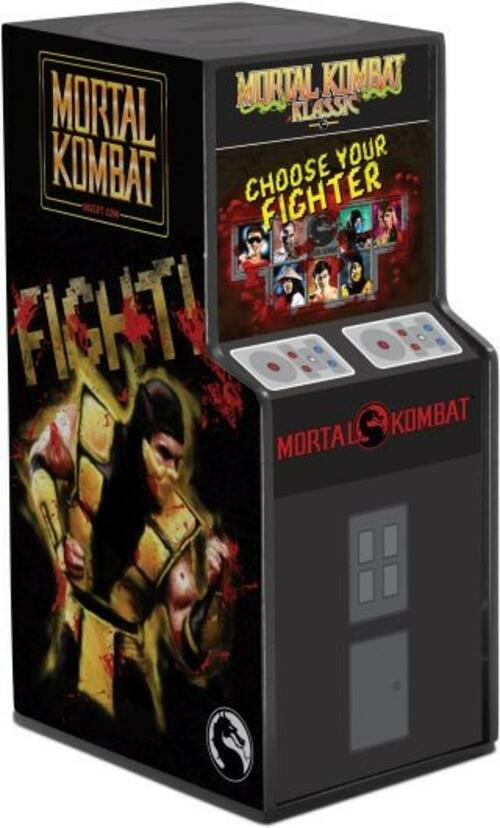 Zertifikat:Niue : 2 Dollar Mortal Kombat - Videospiel   1 oz  2020 PP