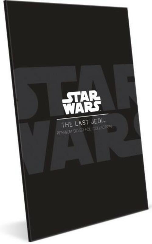 Vorderseite:Niue : 2 Dollar Star Wars - Der letzte Jedi/Premium Silver Foil  2020 Stgl.