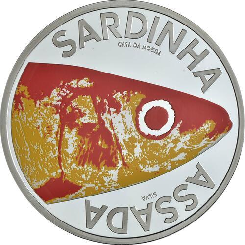 Vorderseite:Portugal : 10 Euro Sardinen  2020 PP