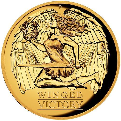 Vorderseite:Australien : 100 Dollar Winged Victory   2021 PP